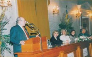 2000  Εκδήλωση στην Παλαιά Βουλή με θέμα Μουσείο Τουρισμού